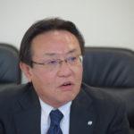 桑名三重信用金庫理事長 / 中澤康哉