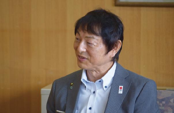 岡本栄 伊賀市長